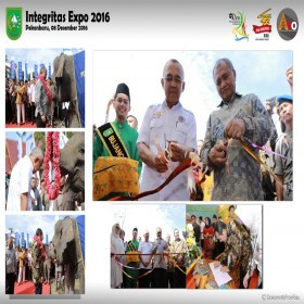 INTEGRITY EXPO 2016 RIAU