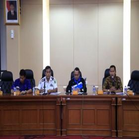 Pemprov Riau Gelar Rapat Persiapan Menyambut HAKI Dan RIN