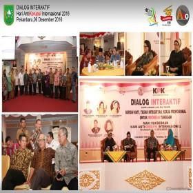 Diskominfo Riau Taja Dialog Dalam Menyambut HAKI Di Bumi Melayu Riau