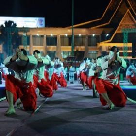 Festival Komunitas Riau Meriahkan Malam Puncak Hari Antikorupsi Internasional 2016