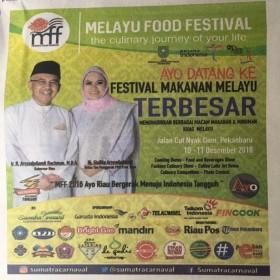 Melayu Festival Food Meriahkan HAKI 2016